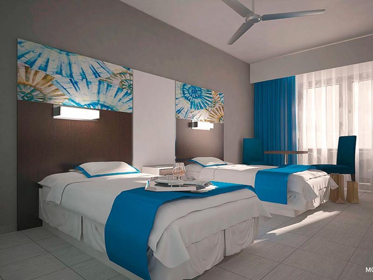Hotel Riu Reggae Montego Bay Jamaica - Double Room