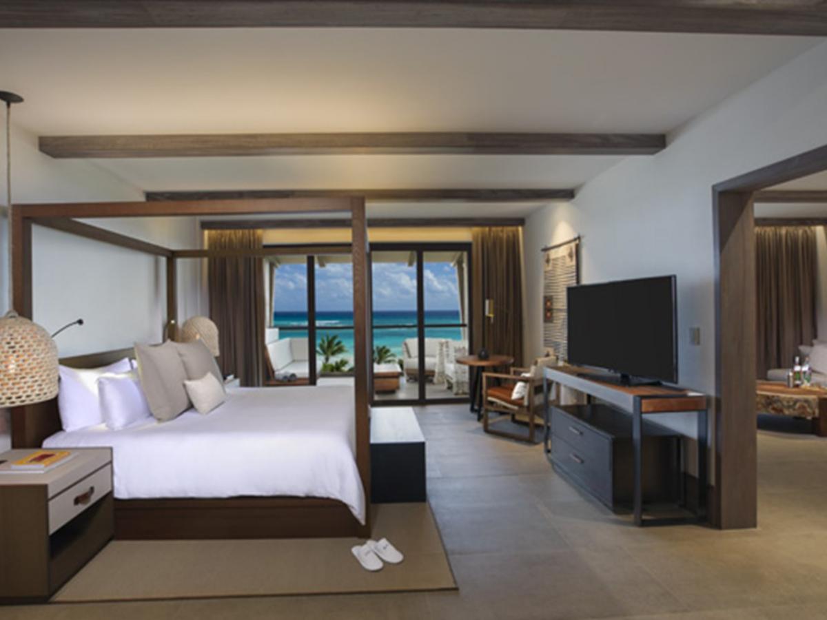 unico riviera maya estancia suite one bedroom