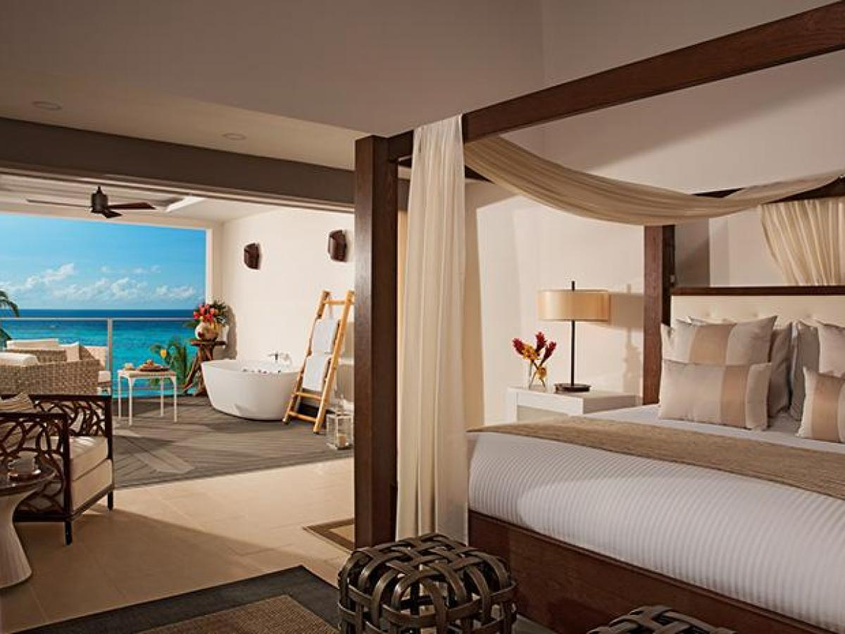 Zoetry Montego Bay Jamaica - Master Suite Ocean View