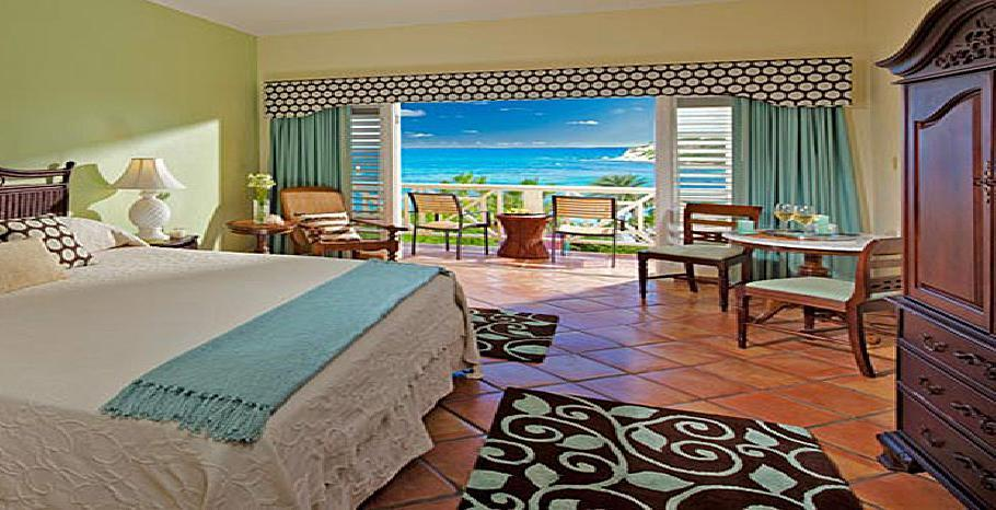 Grand Pineapple Beach Antigua Oceanview.