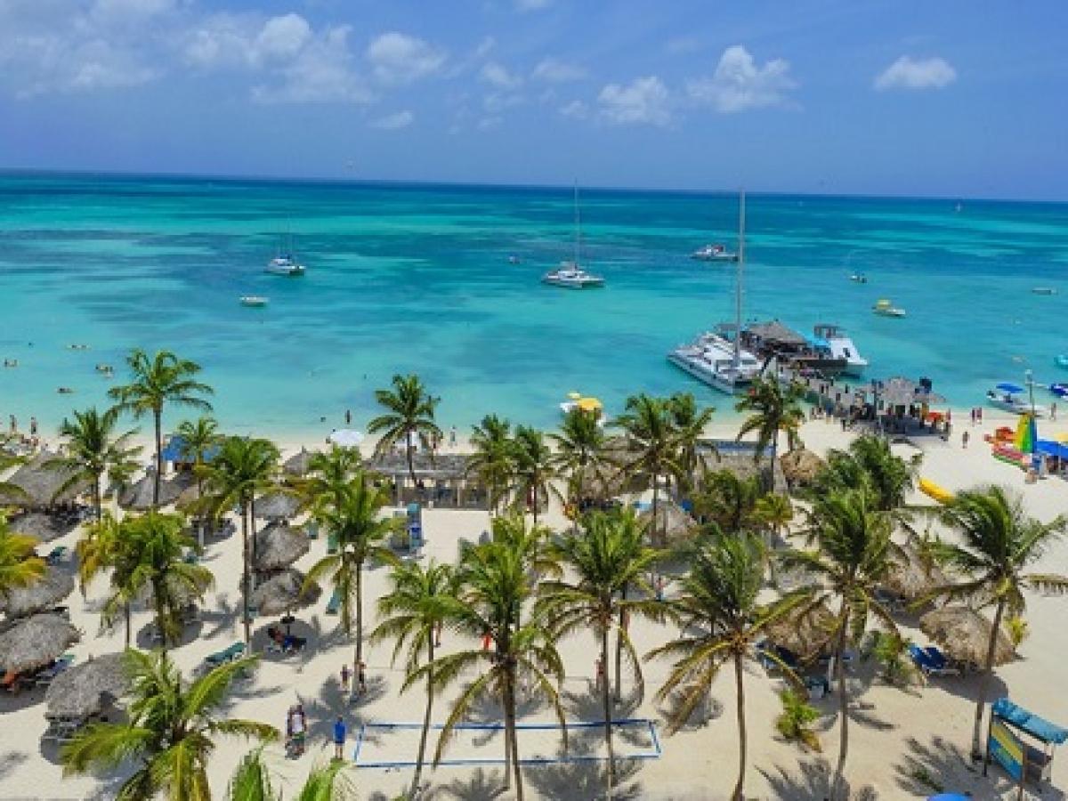 Barcelo Aruba - Beach