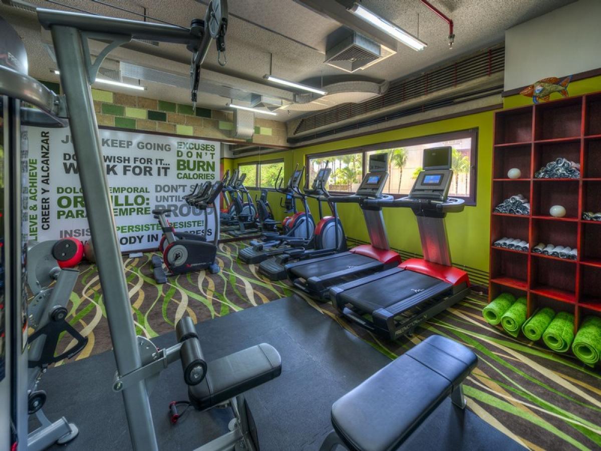 Barcelo Aruba - Fitness Center