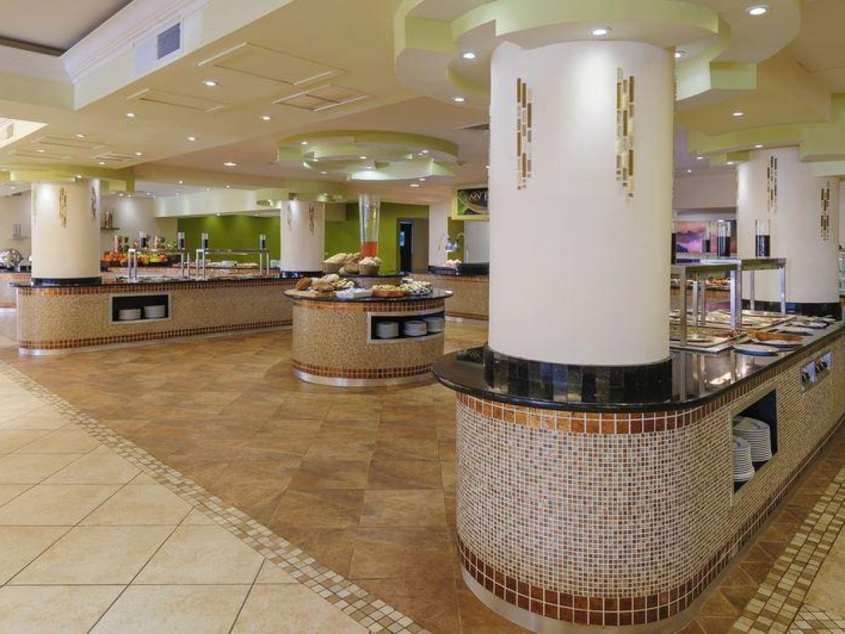 Barcelo Aruba - The Palm Buffet