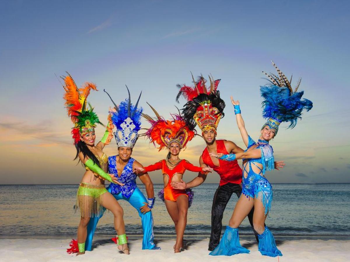 Barcelo Aruba - Entertainment