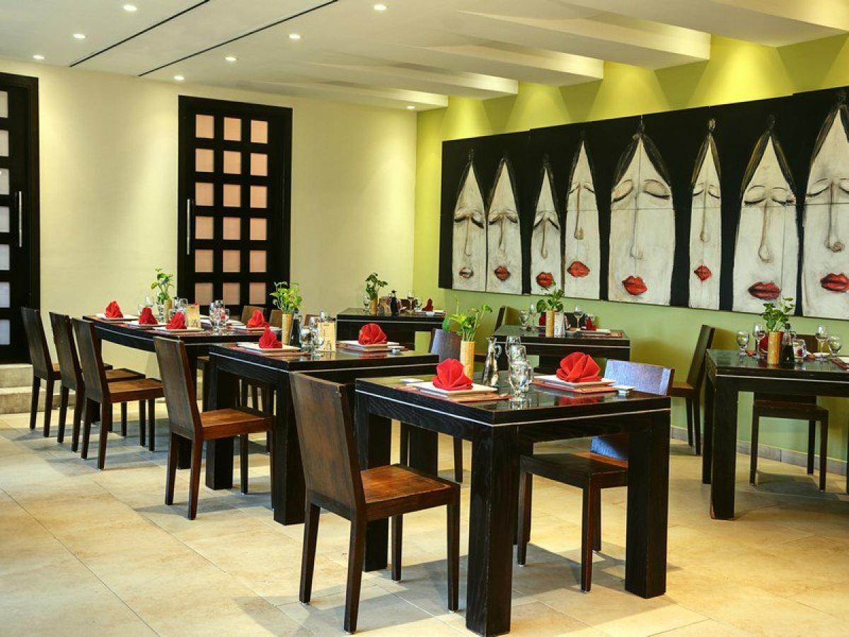 Barcelo Aruba -  Japanese Restaurant