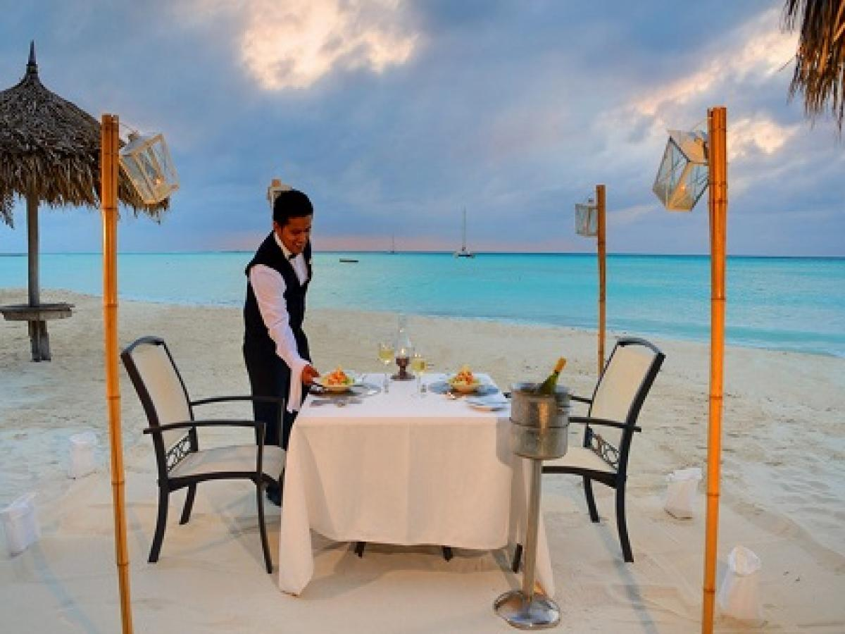 Barcelo Aruba - Restaurant