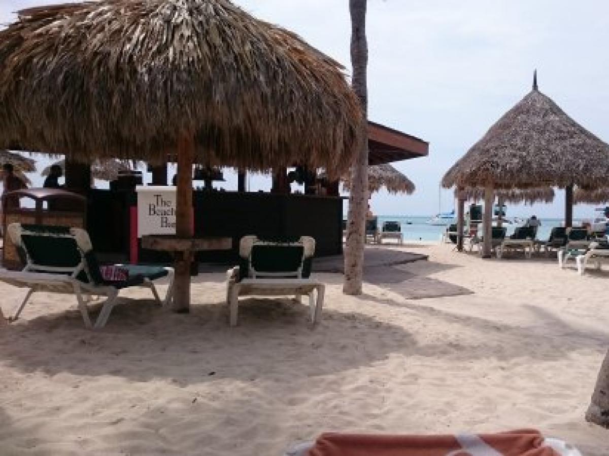 Barcelo Aruba - Beach Bar