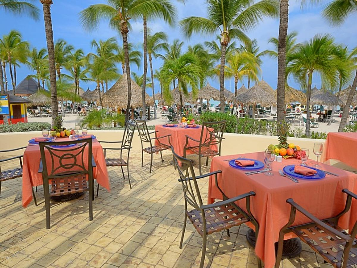 Barcelo Aruba -  Arubian Seafood Restaurant