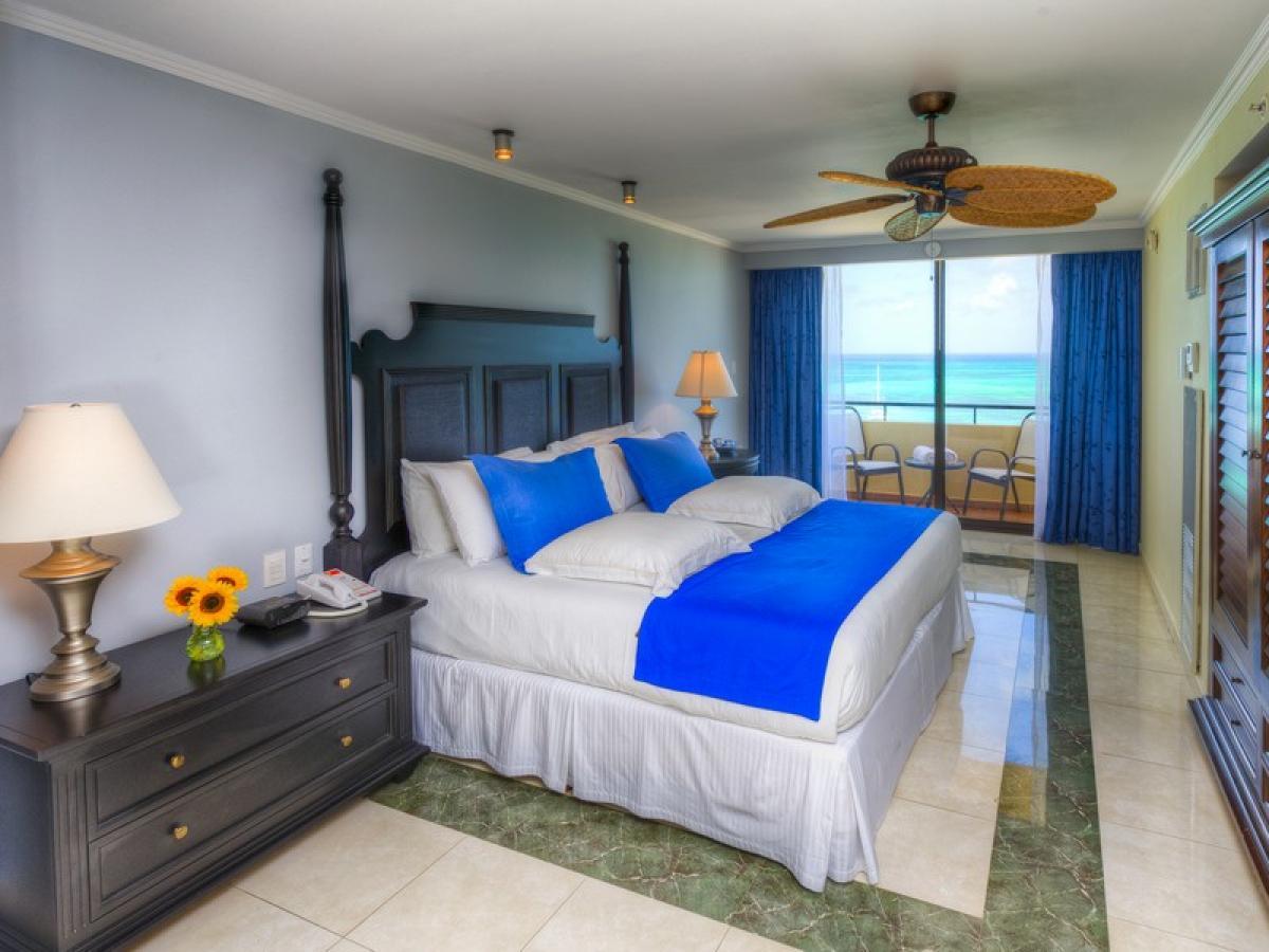 Barcelo Aruba - Grand Concierge Deluxe Pool Ocean View Room