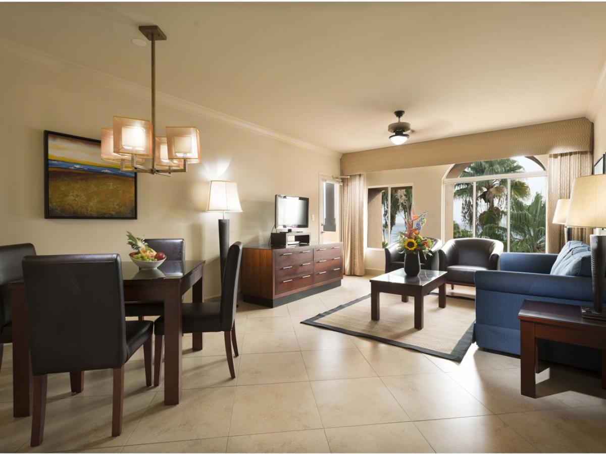 Divi Village Golf & Beach Resort - Two Bedroom Penthouse Suite