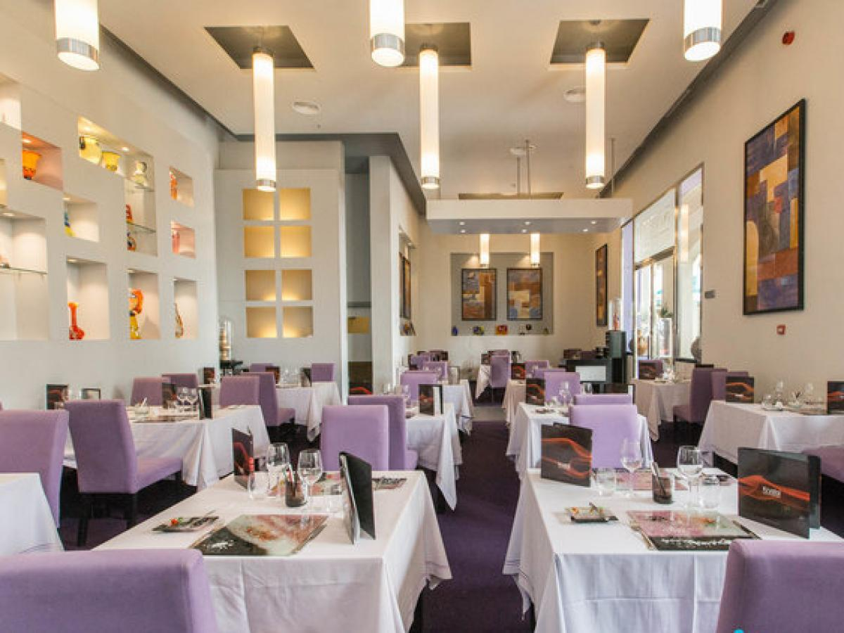 Riu Palace Antillas Aruba - Krystal Restaurant