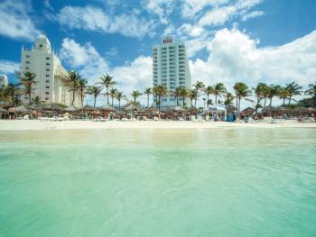Riu Palace Antilles Aruba - Beach