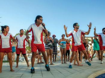 Riu Palace Antillas Aruba - Fitness Class