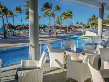 Riu Palace Antillas Aruba - Pool Bar