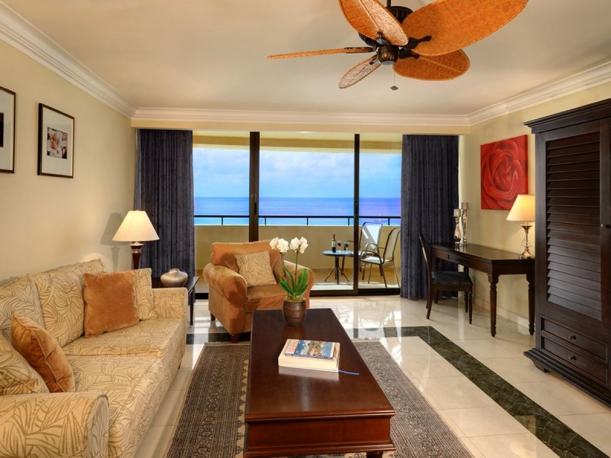 Occidental Grand Aruba - Royal Club Suite Ocean View