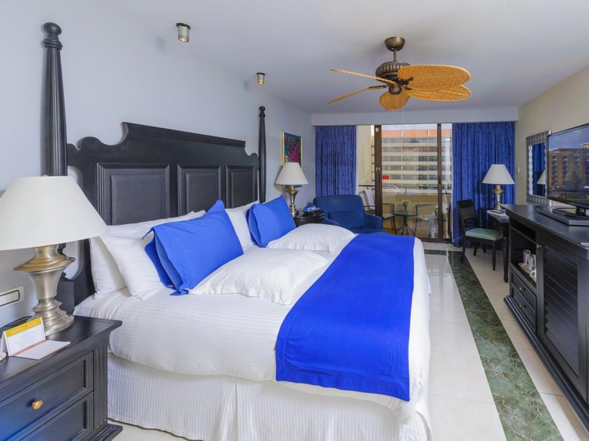 occidental grand aruba - Deluxe Pool Ocean View