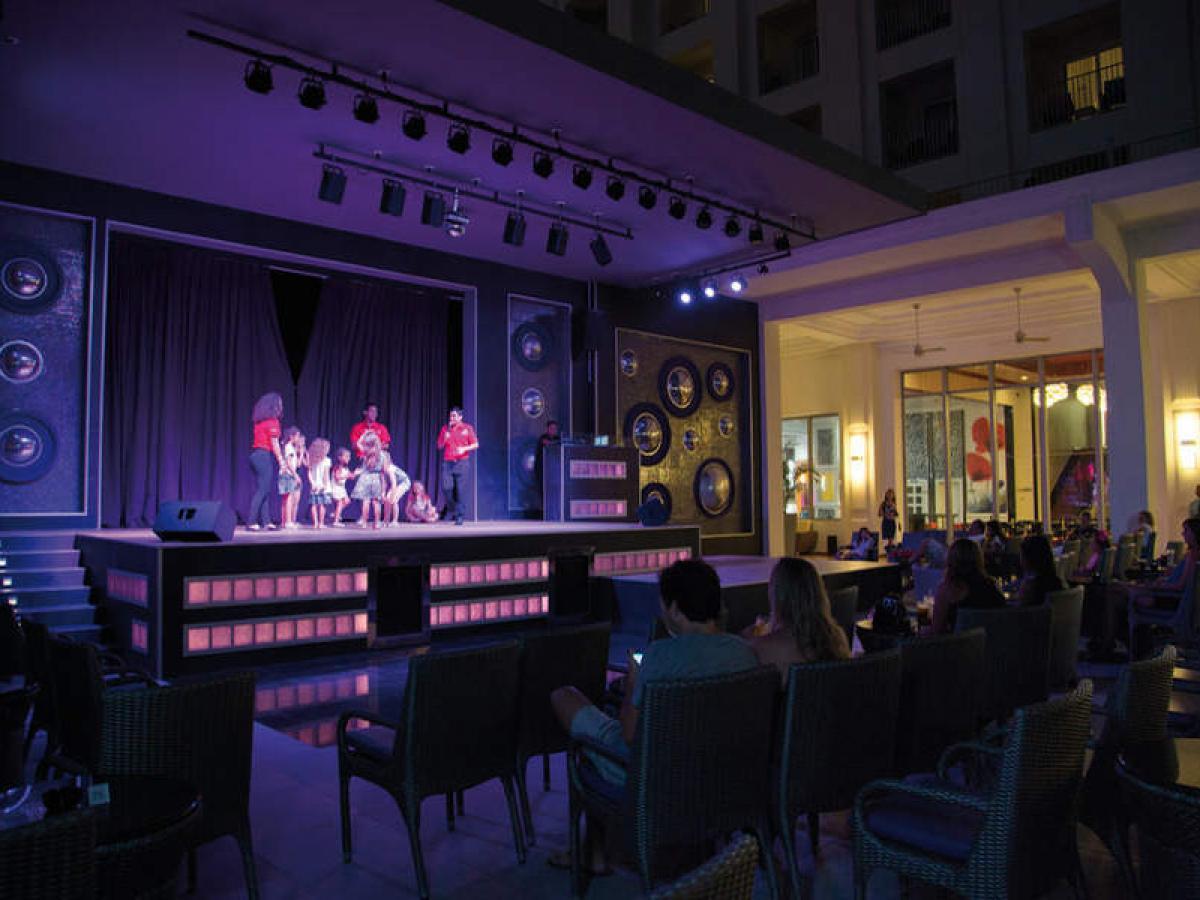 Riu Palace Aruba - Entertainment
