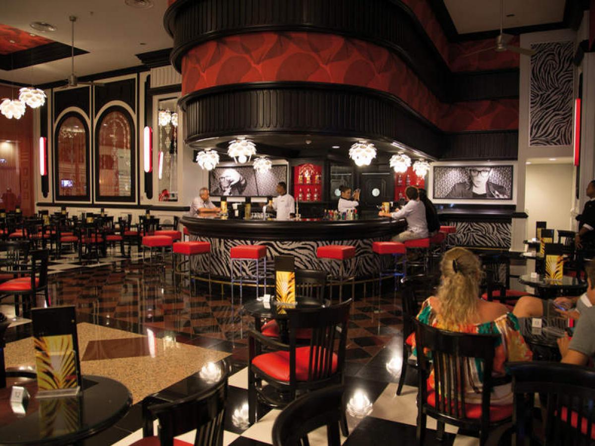 Riu Palace Aruba - Milano Restaurant