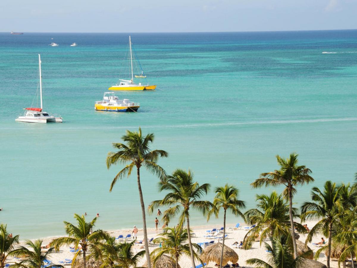 Riu Palace Aruba - Beach