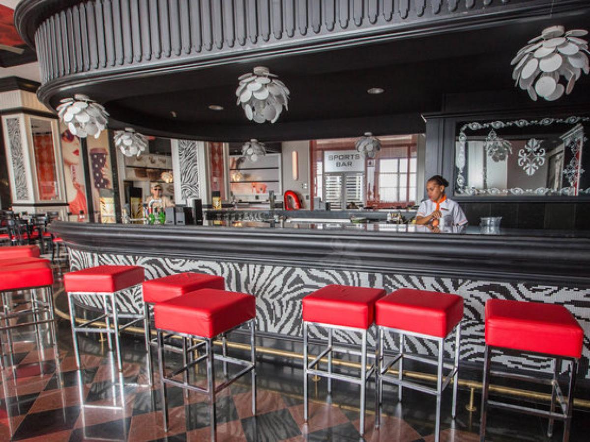 Riu Palace Aruba - Bon Bini Lobby Bar