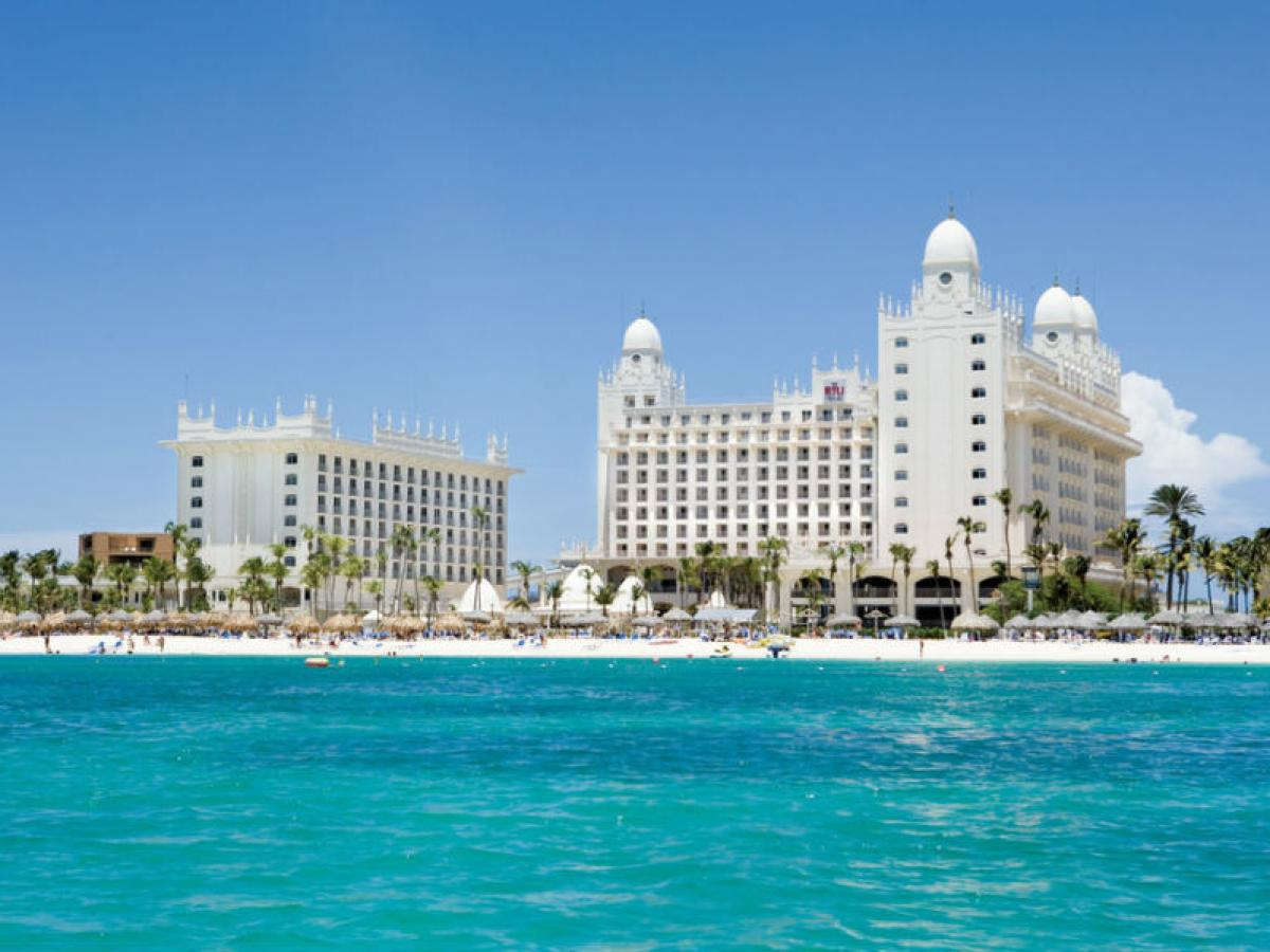 Riu Palace Aruba - Resort