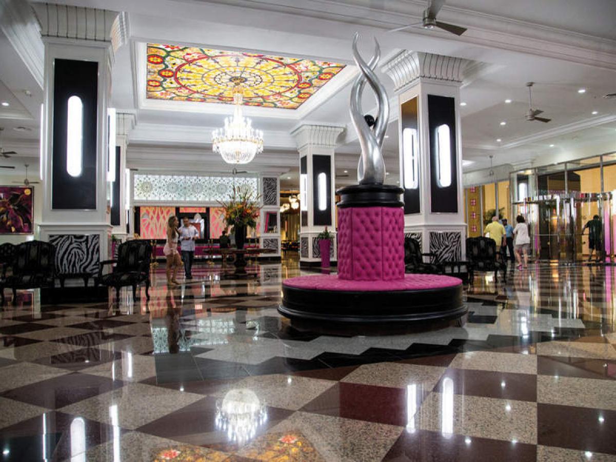 Riu Palace Aruba - Lobby