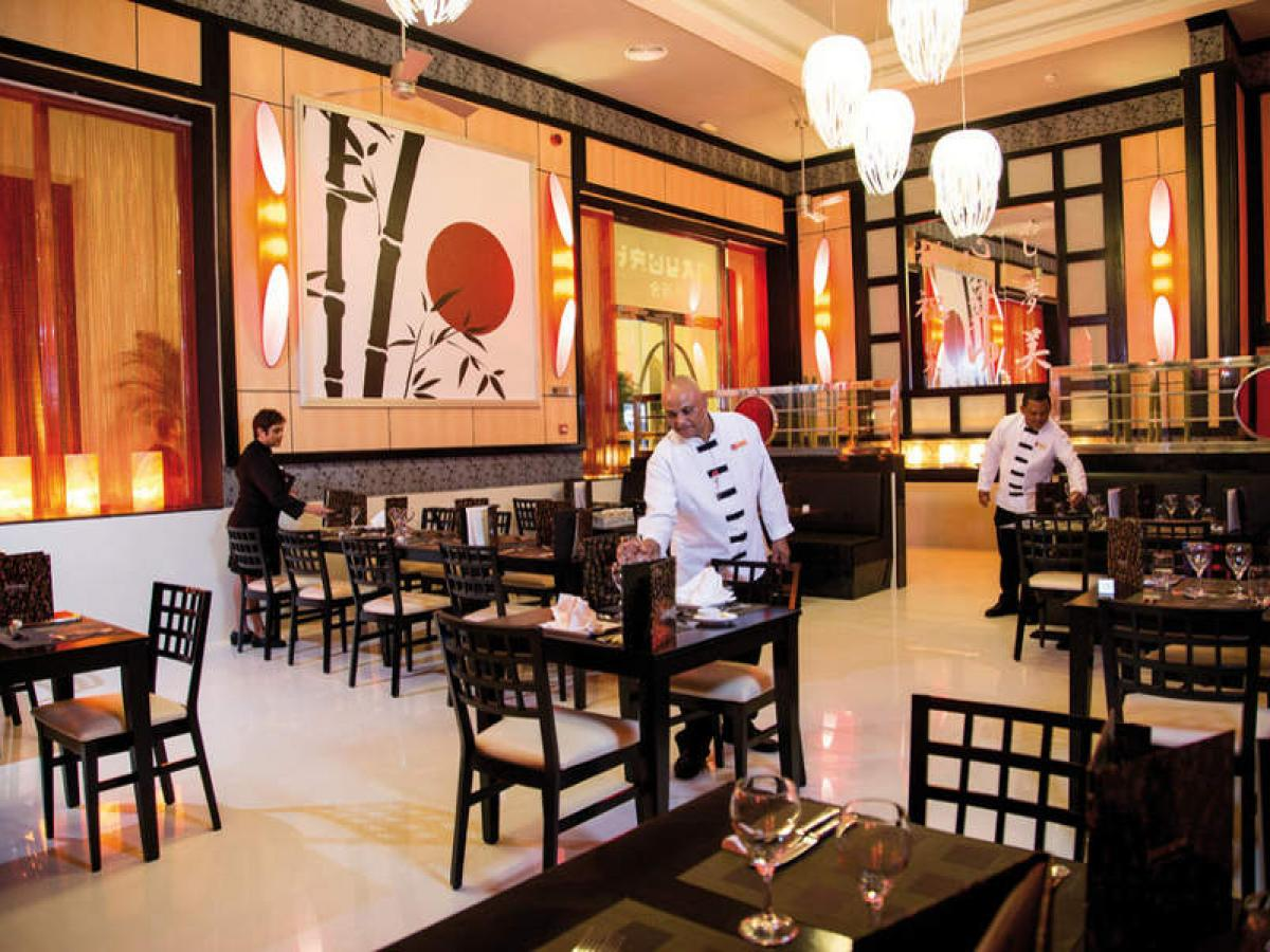 Riu Palace Aruba - Sayuri Restaurant