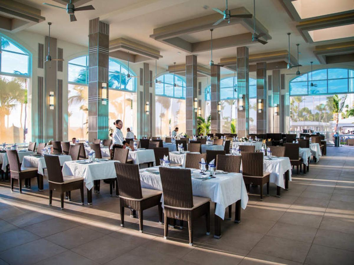 Riu Palace Aruba - Restaurant