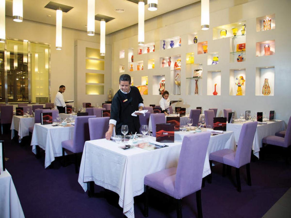 Riu Palace Aruba - Krystal Restaurant