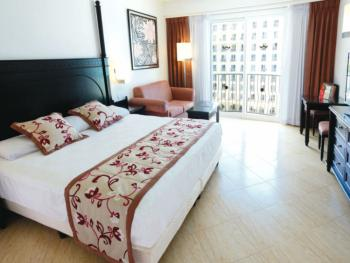 Riu Palace Aruba - Junior Suite Partial Ocean View