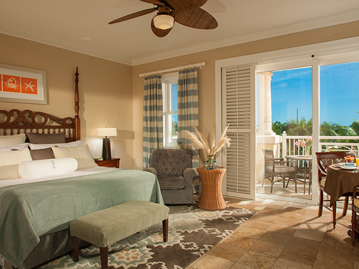 Sandals Emerald Bay Exuma - Beach House Luxury Club Level Room