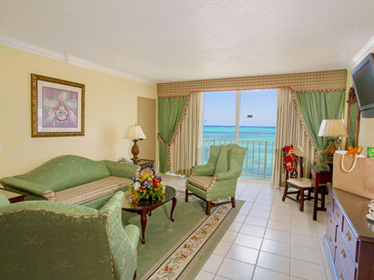 Breezez Resort Bahamas - One Bedroom Ocean Front Suite