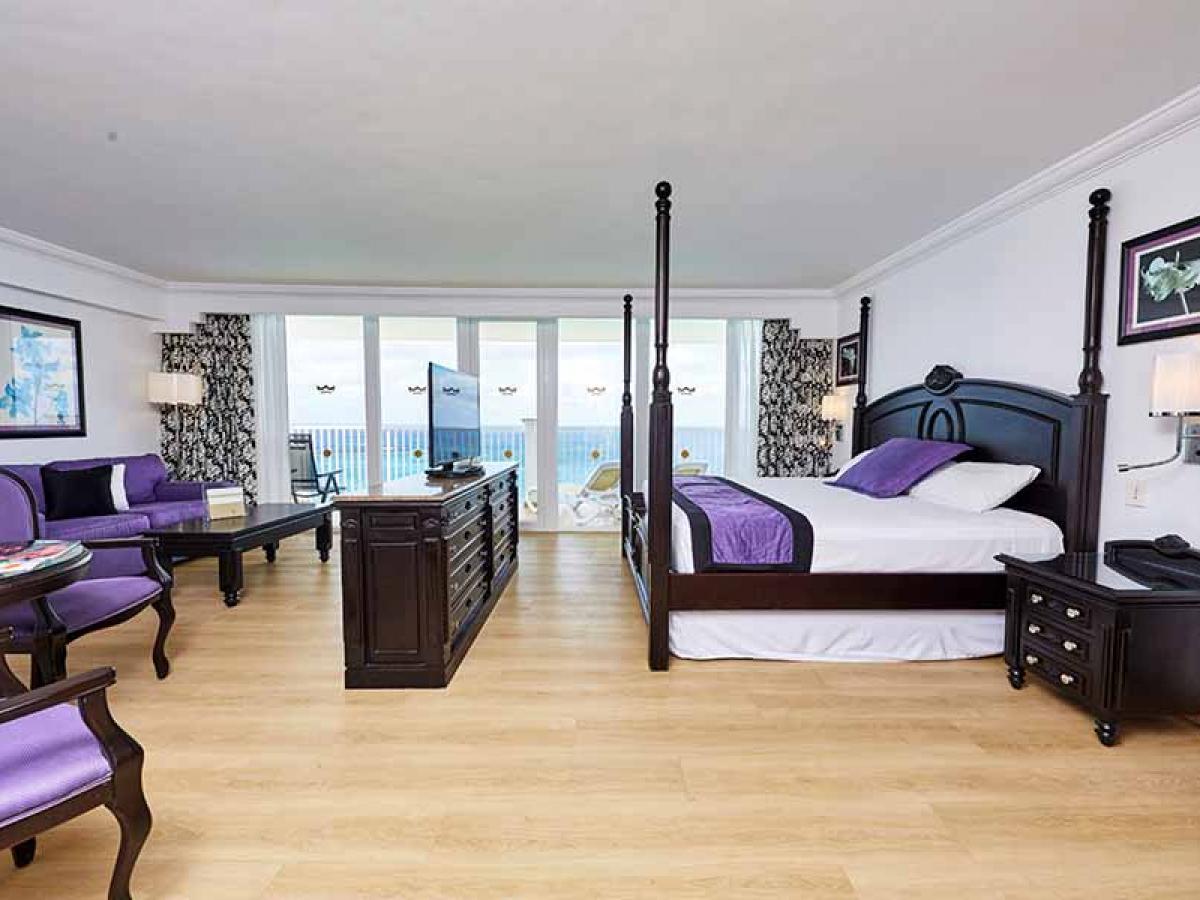 Riu Palace Paradise Island Suite Ocean View