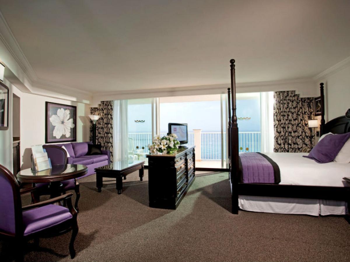 Riu Palace Paradise Island Bahamas - Family Suite Ocean View
