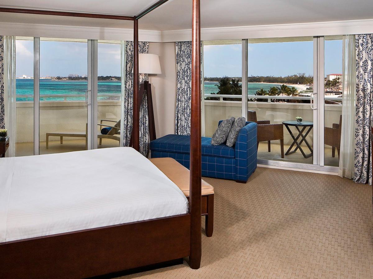 Melia Nassau Beach Bahamas - One Bedroom Ocean Front Suite