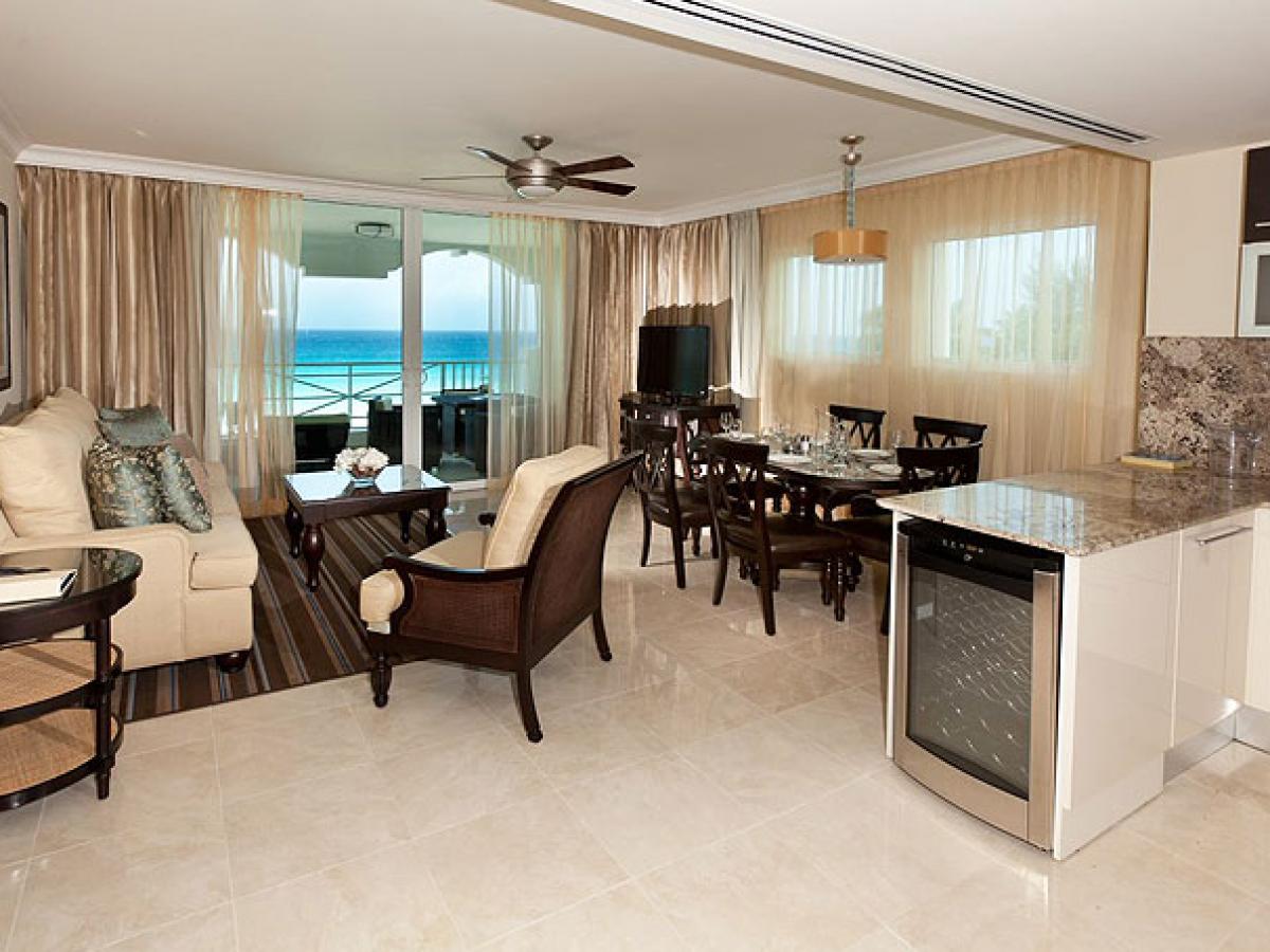 Ocean Two Resort - 2 Bedroom Oceanfront Suite