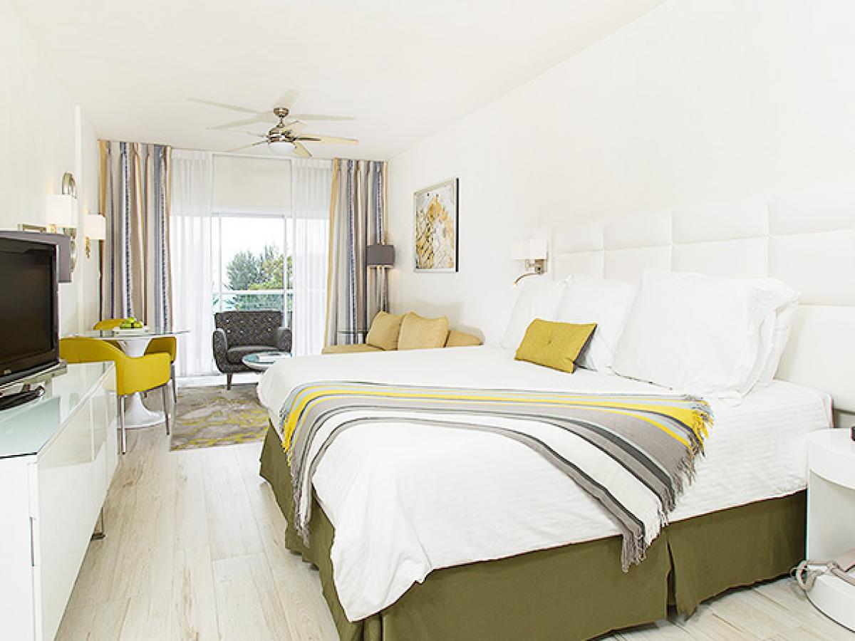 South Beach Hotel Barbados - Junior Suite