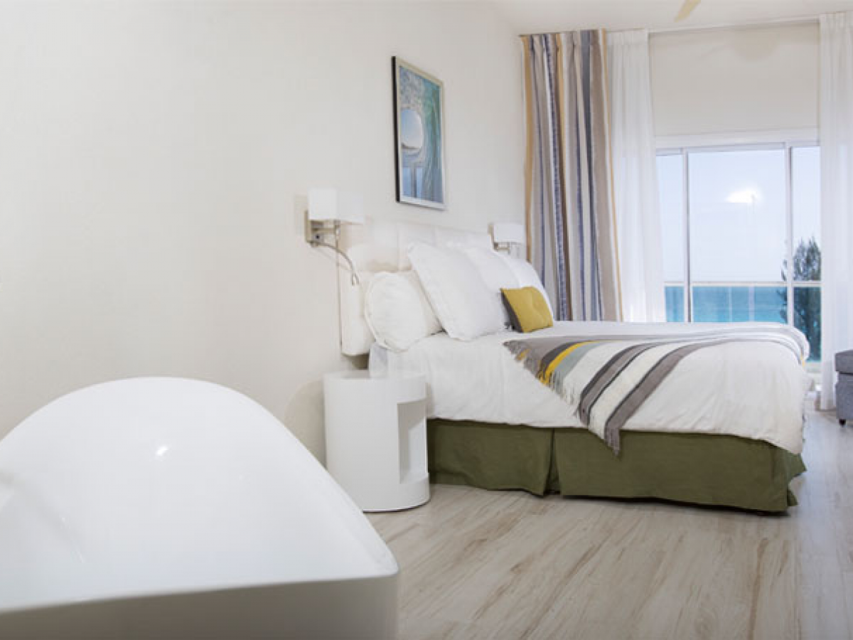 South Beach Hotel Barbados - One Bedroom Penthouse Suite