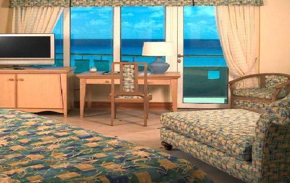 Accra Beach Hotel - Barbados W.I.Deluxe Oceanview suite