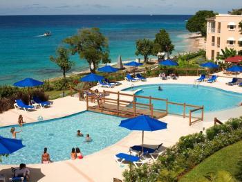 Beach View  - Barbados W.I.