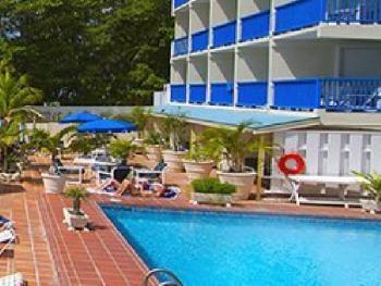 South Gap Hotel - Barbados W.I.