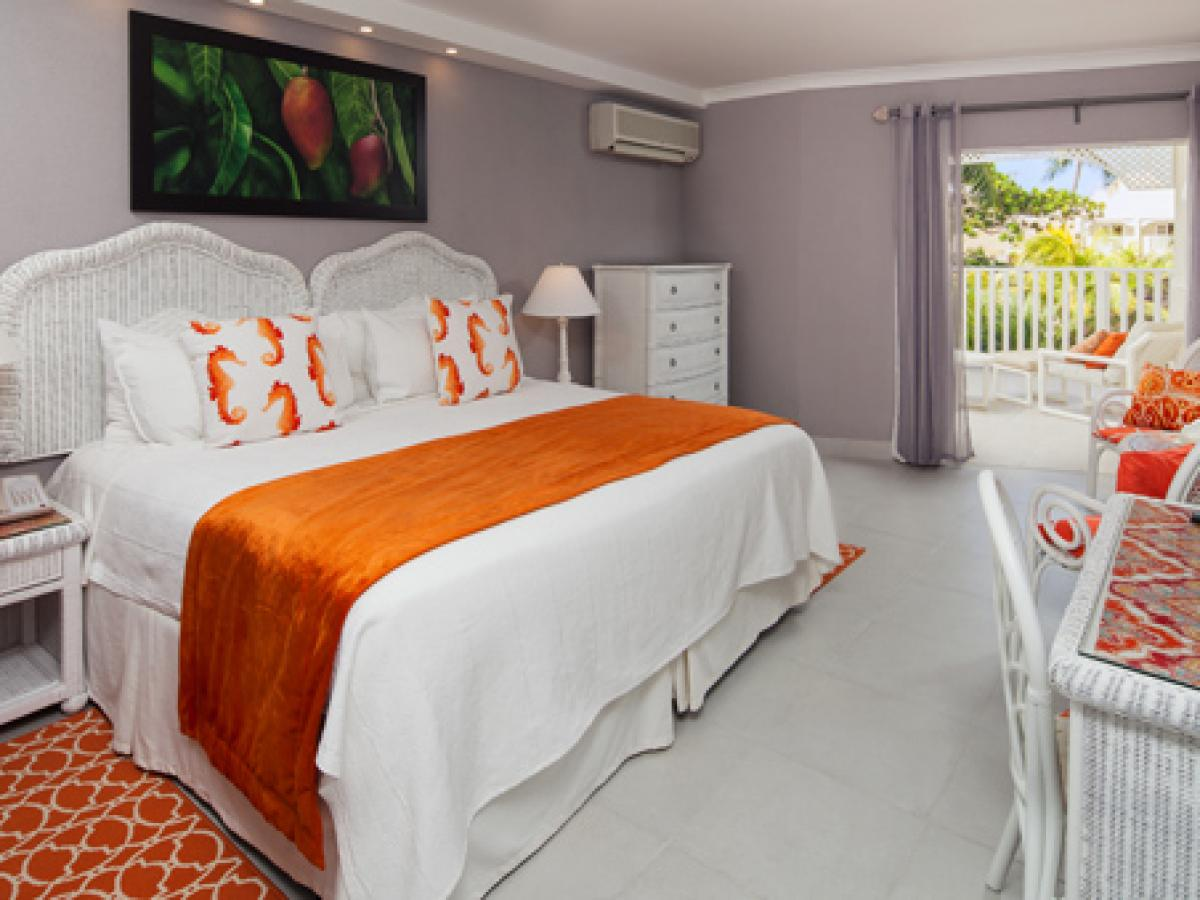 Sugar Bay Barbados - Deluxe Signature Room