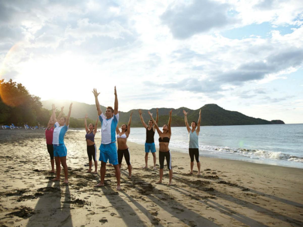 Riu Palace Costa Rica Guanacaste - Fitness Classes