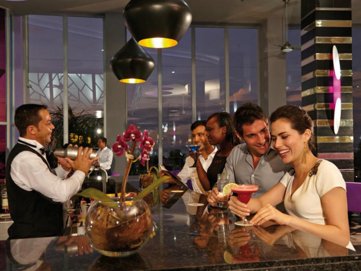 Riu Palace Costa Rica Guanacaste - Lobby Bar
