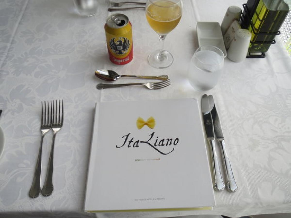 Riu Palace Costa Rica Guanacaste - Italian Restaurant