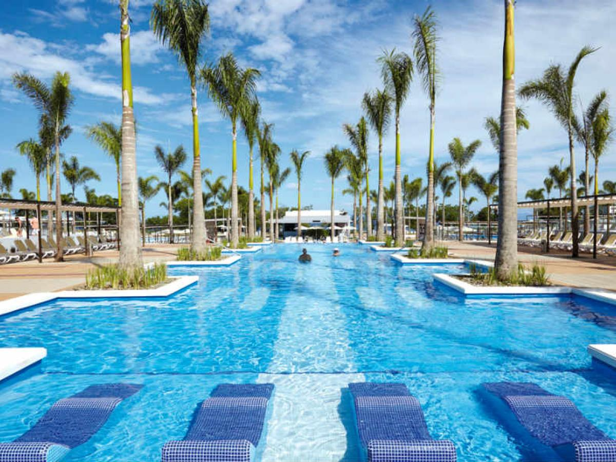 Riu Palace Costa Rica Guanacaste- Swimming Pool