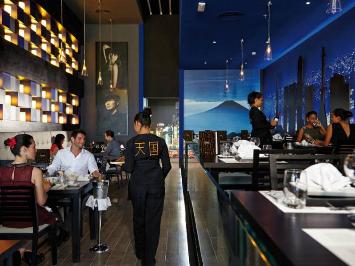 Riu Palace Costa Rica Guanacaste- Japanese Restaurant