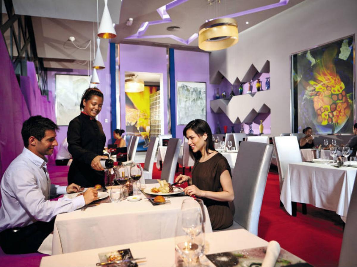 Riu Palace Costa Rica Guanacaste- Fusion Restaurant