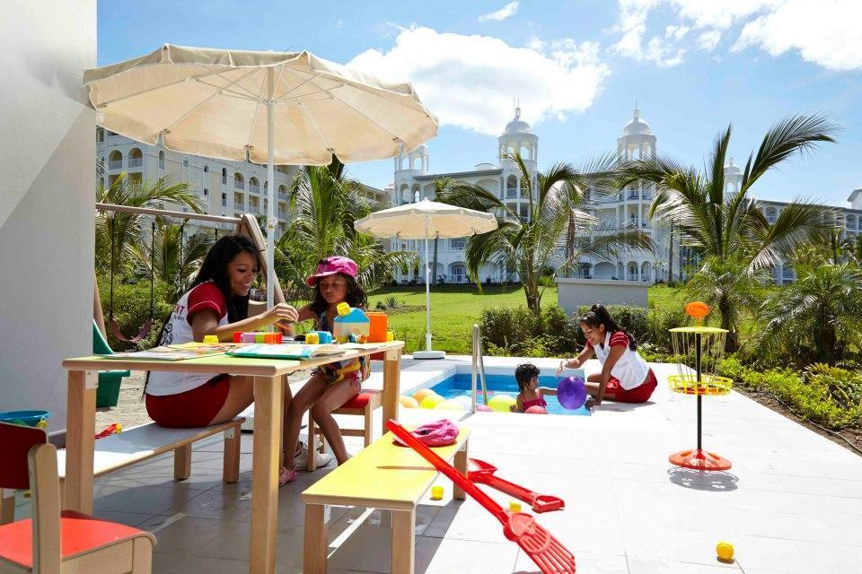 Riu Palace Costa Rica Guanacaste- Childrens Program