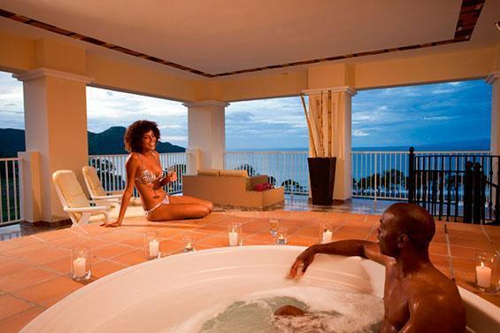 Riu Guanacaste Costa Rica - Jacuzzi Ocean View